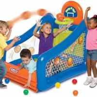 Little Tikes Hoop It Up! Play Center Ball Pit JUST $29 (Regularly $60) – So Cute!