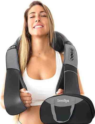Amazon: InvoSpa Shiatsu Massagers for $31.97 (Reg. $49.97)