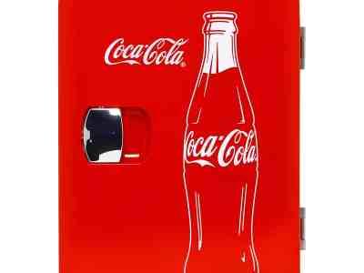 Walmart: Classic Coca Cola 4 Liter/6 Can Portable Fridge ONLY $29.00 ($49.54)