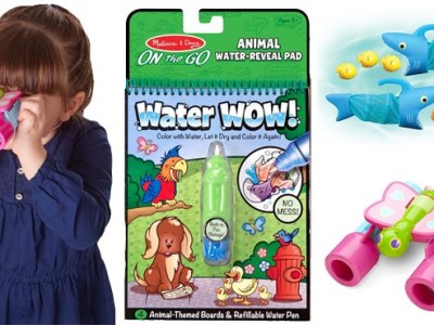 Zulily: Melissa & Doug Toys Up to 50% Off – From ONLY $3.49