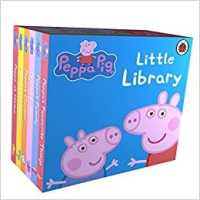 Amazon: Peppa Pig: Little Library Board Book Now $11.12 (Reg. $250.00)