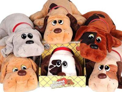 Amazon: Pound Puppies Stuffed Animal Fun Plush Toy Only $15.58 (Reg $20)