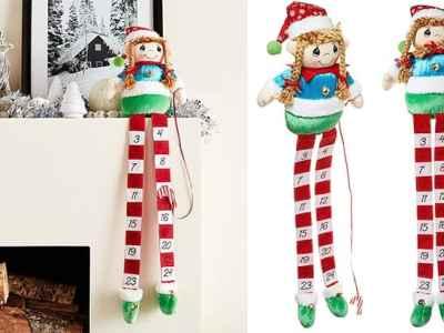 Amazon: Precious Moments Elf Christmas Countdown Calendar ONLY $9.09 (Reg $26)