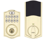 Woot: Kwikset SmartCode 914 Keypad Smart Lock, Polished Brass $59.99 (Reg $179.99)