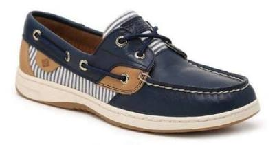DSW: Sperry Bluefish Boat Shoes For $9.99 + Free Shipping!