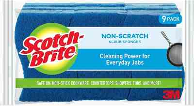 Amazon: Scotch-Brite Non-Scratch Scrub Sponges, Just $6.57 with coupon!