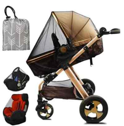 Amazon: Stroller Netting Mosquito for Baby for $3.49 (Reg. Price $6.99)
