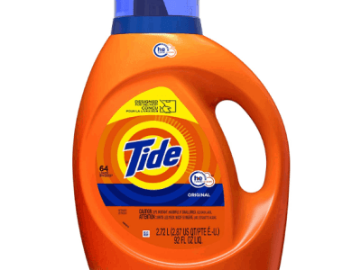 Amazon: Tide Laundry Detergent ONLY $8.97 (Regularly $16)