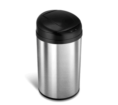 Woot: Automatic Touchless Infrared Motion Sensor Trash Can $29.44 (Reg $44.99)