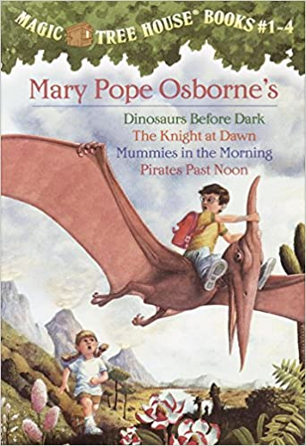 Amazon: Magic Tree House Boxed Set $11.30 (Reg. $23.96)