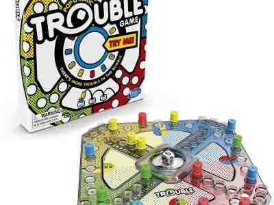 Amazon: Trouble Game Only $7.99 (Reg. $13)