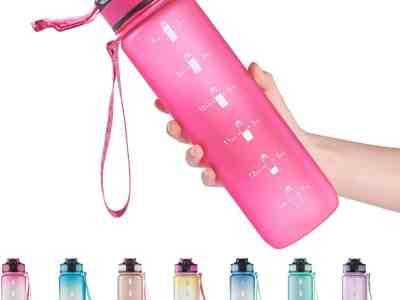 Amazon: Save 70% on EYQ 32 oz Water Bottle