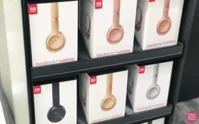 Zulily: Beats Solo3 Wireless On-Ear Headphones Only $119.99 (Reg $199) – Cute Colors!
