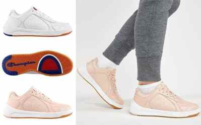 Dick's: Champion Women's Super C Court Low Shoes ONLY $19.98 (Regularly $70)