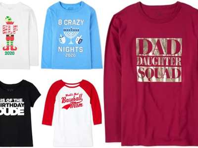 TCP: Matching Family Tees From ONLY $1.99 + FREE Shipping (Reg $20)
