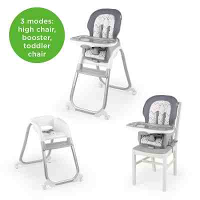 Walmart: Ingenuity Trio 3-in-1 High Chair ONLY $60 + FREE Shipping (Regularly $100)
