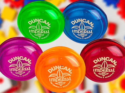 Amazon: Duncan Yo-Yos ONLY $3 (Regularly $6)