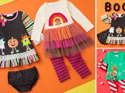 Zulily: Up to 70% Off Baby's First Holiday Season – From ONLY $14.99 (Regularly $50)