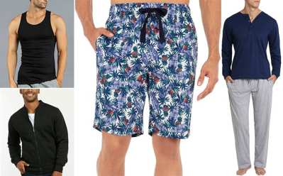 Zulily: Men's Loungewear Essentials Up To 60% Off – Starting at Just $9.99 (Reg $27)