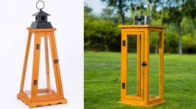 Walmart: Patio Planters & Lanterns From Only $9.99 at (Regularly $30)