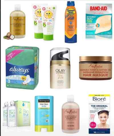 Amazon: Personal Care Items, Buy 2, save 50% on 1