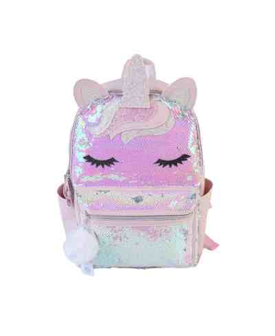 Macy's: 50% off Unicorn Sequins Backpack Only $20 (Reg. $40)