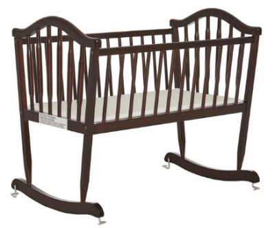 Walmart: Dream On Me Rocking Cradle fro ONLY $79.99 (Reg. $109.99) - PRICE DROP
