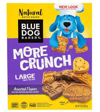 Amazon: Blue Dog Bakery Natural Dog Treats for $3.13 (Reg. $7.99)