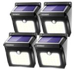 Amazon: Solar Lights Outdoor, 28 LED Wireless Motion Sensor Lights for ONLY $31.99