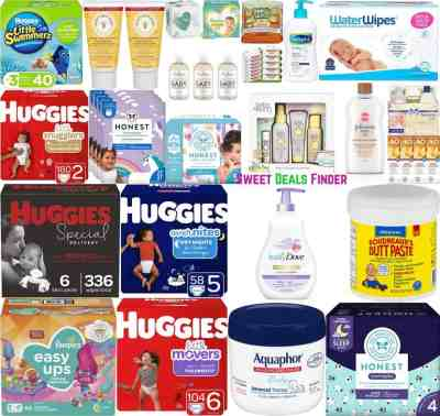 Amazon: Baby Items - Stock Up!Save $20 when you spend $100