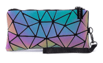 Amazon: Holographic Geometric Tote Handbag Purse 77% Off W/ Code