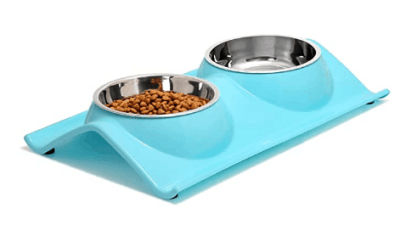 Amazon: Double Dog Cat Bowls Premium Stainless Steel for $10.71 (Reg. $24.99)