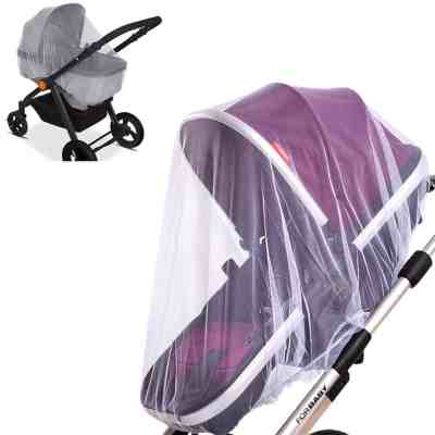 Amazon: 2 Pack Baby Mosquito Net for Strollers Carriers for $4.97 (Reg.Price $7.99)