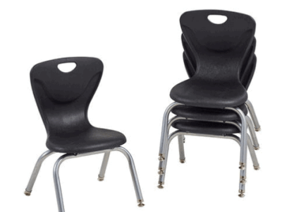 """Sams Club: 12"""" Contour Chair Swivel Glide, 4-Pack (Assorted Colors) ONLY $99.98 + Free Shipping (Reg. $158.98)"""