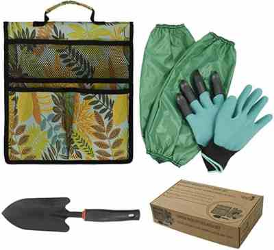 Amazon: 4 Piece Garden Kneeler Tool Sets, 50% off after checkout and clip coupon!