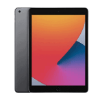 Amazon: New Apple iPad (10.2-inch, Wi-Fi, 128GB) - Space Gray (Latest Model, 8th Generation) for $395.00 (Reg. $429.00)