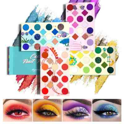 Amazon: 64 Colors Eyeshadow Palette 60% off W/ Code