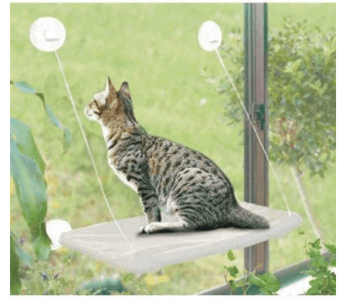 Amazon: Cat Window Hammock for $13.50 W/ Code (Reg. $29.99) - LIMITED TIME ONLY