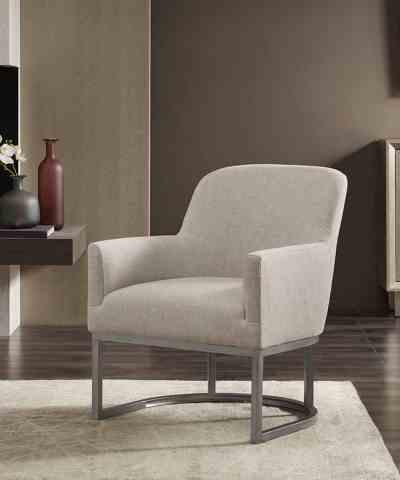 Zulily: Beige Auden Accent Chair ONLY $299.99 (Reg $644)