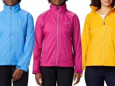Dick's: Columbia Women's Switchback Rain Jacket From ONLY $19.98 (Reg $60) – Lots of Colors!