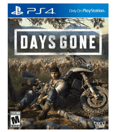Walmart: Days Gone Playstation 4 for $18.05 + Free Store Pickup! (Reg.$21.23)