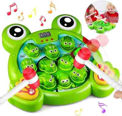 Amazon: Interactive Whack A Frog Game for $15.99