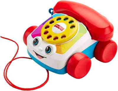 Amazon: Fisher-Price Chatter Telephone – Newer Version for $5.79 (Reg.Price $14.25)