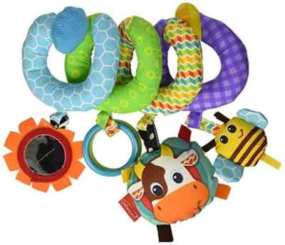 Amazon: Infantino Spiral Activity Toy Only $24.82 (Reg. $30)