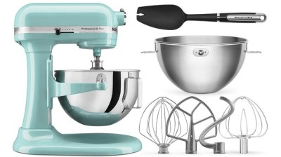 Sam's Club: KitchenAid Pro 5 Plus + Bakers Bundle for ONLY $259 (Regularly $330)