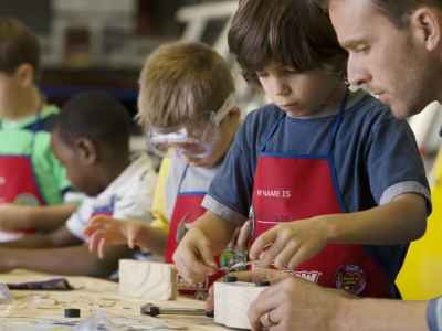 Register Now for Lowe's Build & Grow Firetruck Kit | Take Home Project on October 10th & 11th