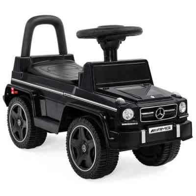 BCP: Kids Luxury Mercedes G63 Push Car Ride-On Buggy $39.99 (Reg $79.99)