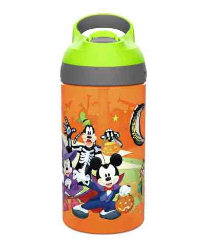 Zulily: Mickey & Minnie Mouse Halloween 16-Oz. Water Bottle Just $5.79