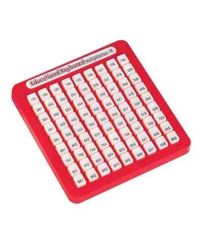 Zulily: They Keep Multiplying Math Keyboard Only $11.99 (Reg $20.00)