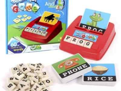 Amazon: Matching Letter Spelling Game for $7.79 (Reg. Price $12.99) at checkout!